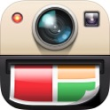 Framatic Pro - Pic Collage and Photo Stitch for Instagram FREE icon