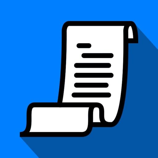 myReceipts - Personal Receipt Organizer App Ranking & Review