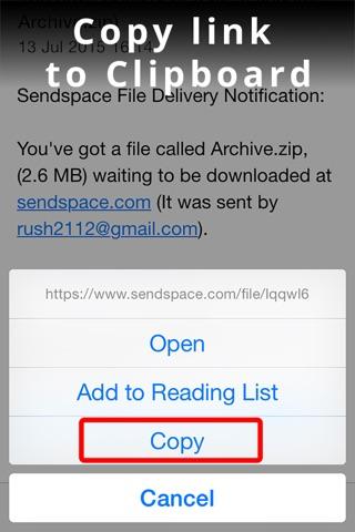 Download GetSpace - Download SendSpace Photos, Videos and ZIP files