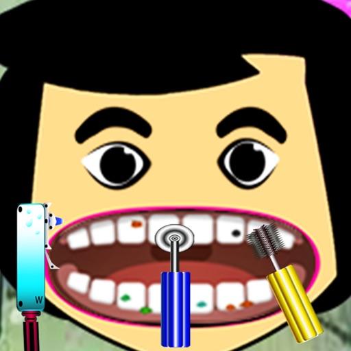 Store Dental Hygiene Inside The Oral The Flintstones Games Edition iOS App
