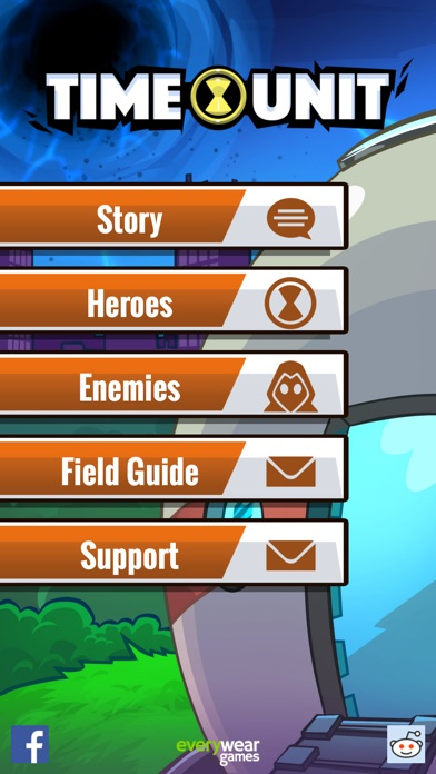 Time Unit Screenshot