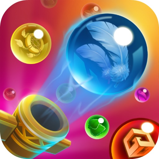 Crazy Bubble Dragon Match 3 Edition iOS App