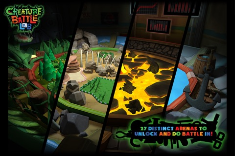 Creature Battle Lab screenshot 4