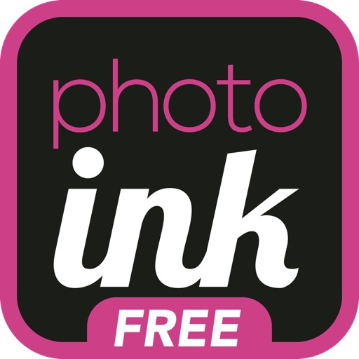 Photo Candy Ink- add amazing typography & captions to your photos iOS App