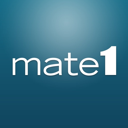Mate1.com - Local Dating for Singles App Icon