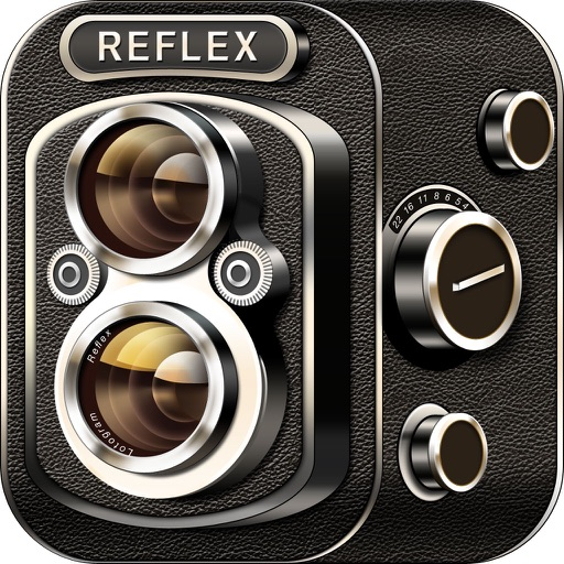 Reflex - Vintage Camera and Photo Editor for Instagram