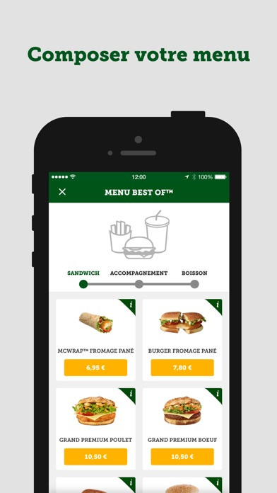 download McDo France apps 1