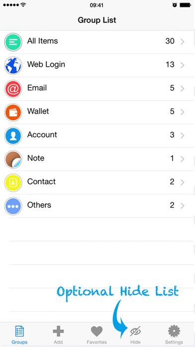 download Private Password Manager Vault Lock Passcodes Free apps 4