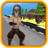 Gladiator Glory Run : Ninja Hero Legend