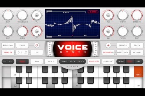 Voice Synth Free screenshot 4