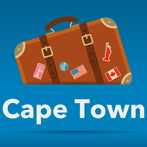 Cape town offline map and free travel guide by aleksander for Cape town travel guide