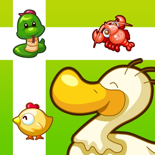 Baby & Animals (Educational game for kids 1-3 years old, The Yellow Duck Early Learning Series) Icon