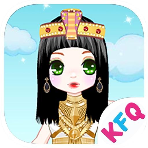Egyptian Queen - Beauty Games iOS App