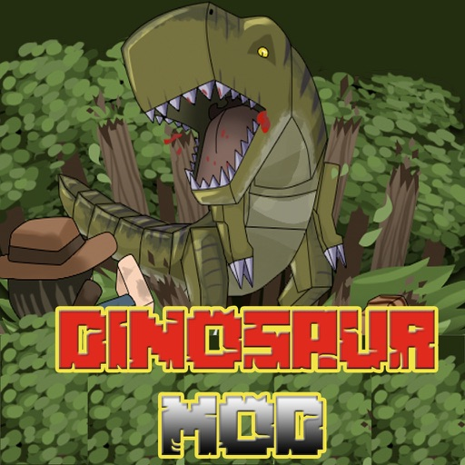 DINOSAUR MOD GUIDE FREE - Epic Dinosaurs Mods Wiki for Minecraft PC