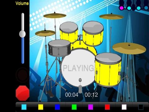 Popstar Drummer HD screenshot 4