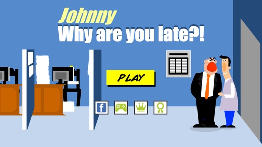 Johnny Why Are You Late Screenshot