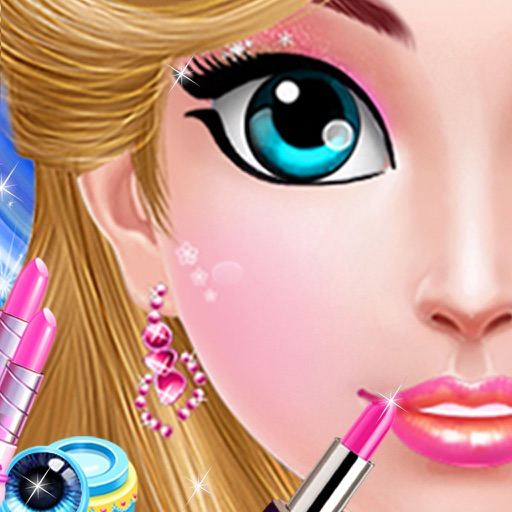 Party Makeup Salon - Celebrity Party Style and Fashion Makeover & Spa iOS App