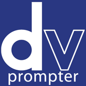 dv Prompter icon