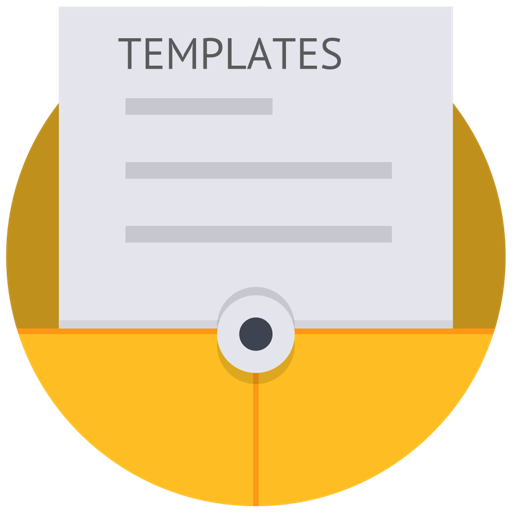 Template honeycomb Pro-for iwork,office, material