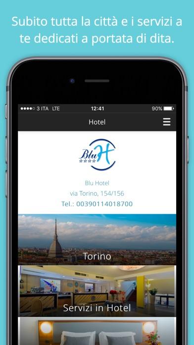 Screenshot of Blu Hotel1
