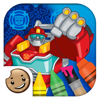 Painting Lulu Transformers Rescue Bots Coloring App