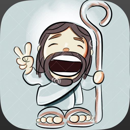 Holy Jesus Path Walked - Children's Christian Bible Game for Kids iOS App