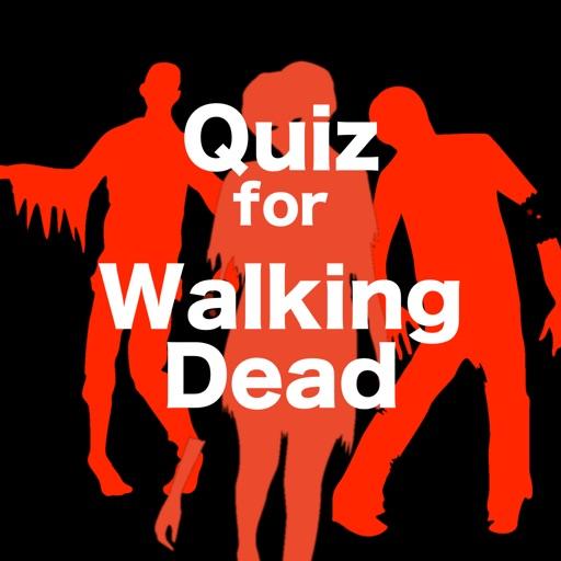 Quiz for ウォーキングデッド iOS App