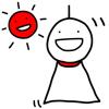 晴れろさん天気予報 〜ラッキーキャラが1000個も!? 気象予報を無視して晴れろ祈願!!!〜 - vikana.inc