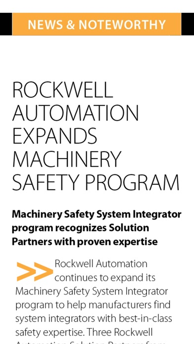 The Journal From Rockwell Automation review screenshots