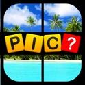 What's the Pic? ~ reveal the hidden object from the photo puzzle and guess what's the word icon