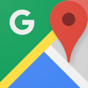 Google, Inc. - Google Maps - Real-time navigation, traffic, transit, and nearby places  artwork
