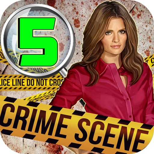 Free Criminal Scene Investigation:Real Hidden Numbers iOS App
