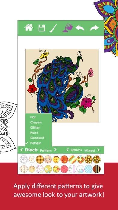 Color Ring Free Adult Coloring Book And Best Art Therapy For