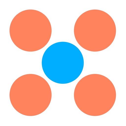 Dots & Catch iOS App
