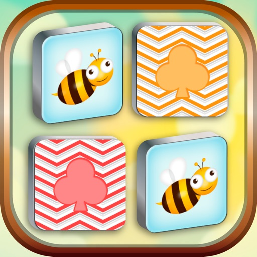 Best Memory Matching Game – Brain Train with Picture Card Pair.s for Kids and Adults iOS App
