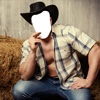 Cowboy Photo Montage Deluxe naturist photo gallery