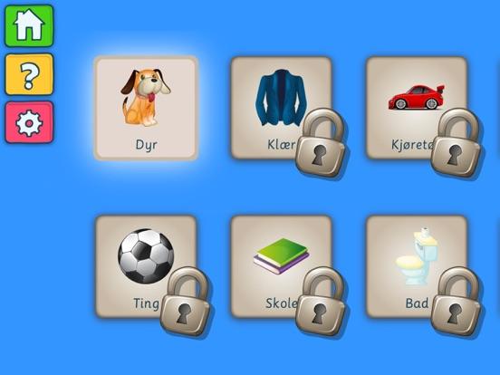 iPad-skjermbilde 5