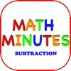 Math Minutes Subtraction