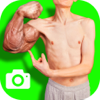 Insta Gym Body! - Get a BodyBuilder Photo Studio and Add Six Pack and Biceps Camera Stickers Wiki