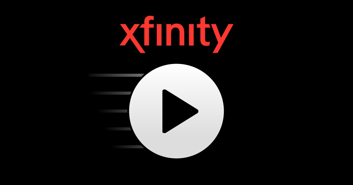how to get xfinity on apple tv