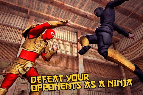 Ninja Revenge: Kung Fu Fighting Full screenshot 1