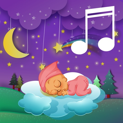 Lullabies Sounds-Relax and Sleep For Toddlers iOS App