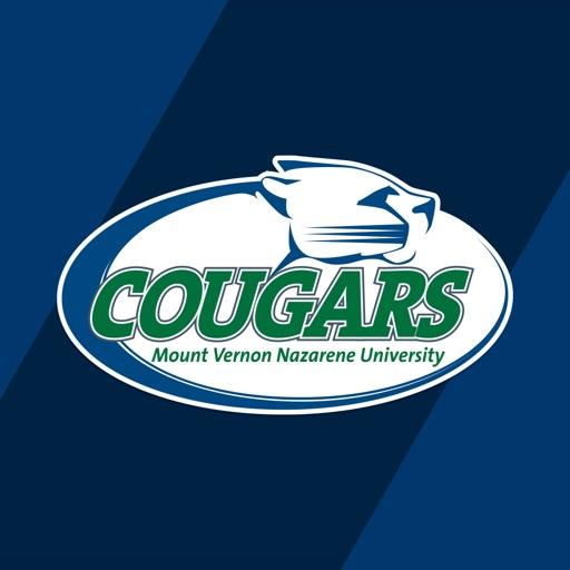 MVNU Cougars Logo