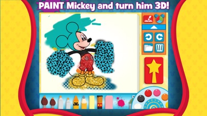 Screenshot #7 for Mickey Mouse Clubhouse - Color & Play