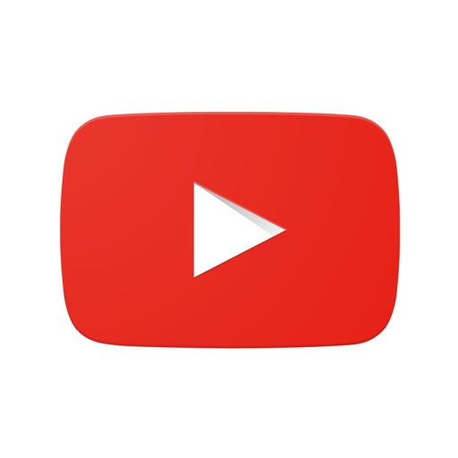 YouTube app for ipad