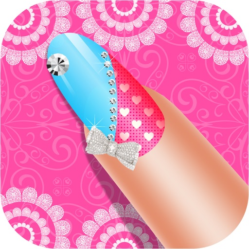 Nail Art Makeover Salon – Little Princess Nail Manicure Dressup Games for Girls iOS App