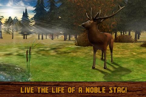 Forest Deer: Wild Survival screenshot 1