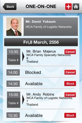 WCA Events screenshot 4
