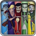 Monster Squad Racing HD FREE - Arcade Scooter Race Clash by Ben Burns icon