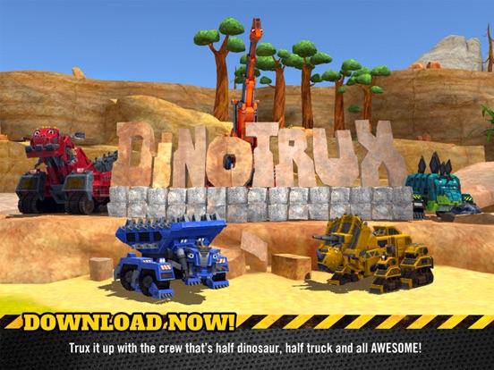 Dinotrux App Screenshots